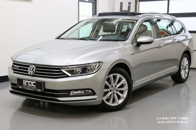 VW Passat Variant SCR Highline TDI 4Motion DSG LED/Panorama/ACC/AHK/Kamera bei Auto ROC GmbH in Spittal an der Drau
