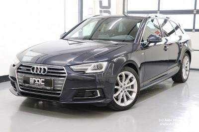 Audi A4 Avant 2,0 TDI quattro Sport S-tronic S line/Virtual/Navi+/AHK/ACC/Teilleder bei Auto ROC GmbH in Spittal an der Drau