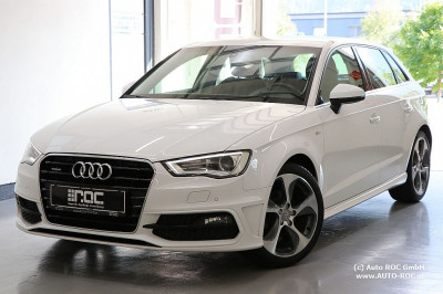 Audi A3 SB quattro Ambition 2,0 TDI S line Exterieur/Xenon/Leder/uvm bei Auto ROC GmbH in Spittal an der Drau