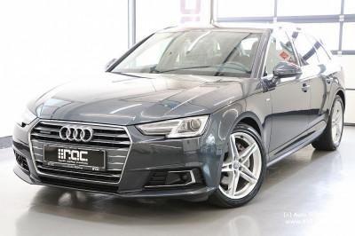 Audi A4 Avant 2,0 TDI quattro Sport S-tronic S line/Virtual/Navi+/3-Zonen/STH/ACC/uvm bei Auto ROC GmbH in Spittal an der Drau