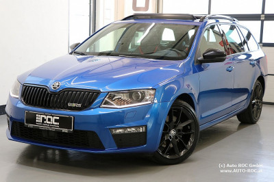Skoda Octavia Combi RS 2,0 TDI DSG Edition Challenge/Panorama/Canton/Navi/ACC/Leder/uvm bei Auto ROC GmbH in Spittal an der Drau