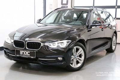 BMW 320d xDrive Touring Sport Line Aut. LED/AHK/Tempomat/PDC/SHZ/Sportsitze bei Auto ROC GmbH in Spittal an der Drau