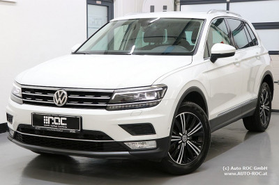 VW Tiguan 2,0 TDI SCR 4Motion Highline DSG LED/Active Display/AHK/Kamera/Navi/AHK bei Auto ROC GmbH in Spittal an der Drau