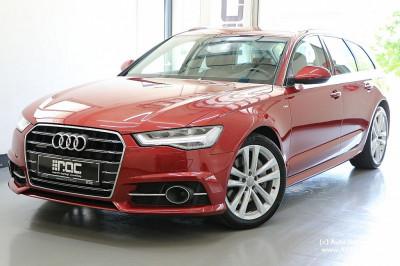 Audi A6 Avant 3,0 TDI Quattro S-tronic S line Exterieur/LED/Navi+/4-Zonen/Keyless/Leder-Alcantara/ACC bei Auto ROC GmbH in Spittal an der Drau