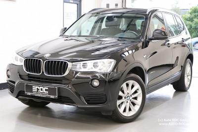 BMW X3 xDrive 20d Xenon/Teil-Leder/AHK/PDC/Bluetooth bei Auto ROC GmbH in Spittal an der Drau