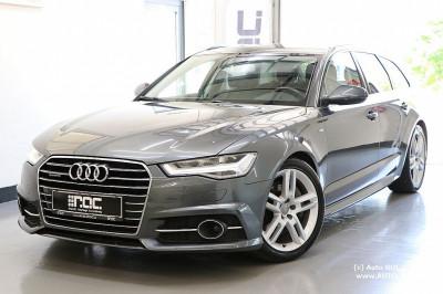 Audi A6 Avant 3,0 TDI Diesel Quattro intense S-tronic S Line/LED/ACC/Navi+/Leder/Memory/Kamera/uvm bei Auto ROC GmbH in Spittal an der Drau