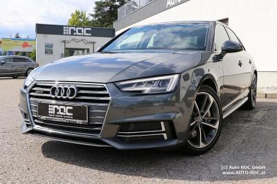 Audi A4 3,0 TDI quattro Sport S-tronic MATRIX/Virtual/Navi+/Sport Diff./uvm. bei Auto ROC GmbH in Spittal an der Drau