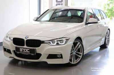 BMW 320d xDrive Touring M Sport Aut. Navi/LED/AHK/Memory/PDC/uvm bei Auto ROC GmbH in Spittal an der Drau