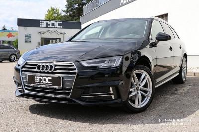 Audi A4 Avant 2,0 TDI Sport S-tronic LED/Kamera/Keyless/uvm. bei Auto ROC GmbH in Spittal an der Drau