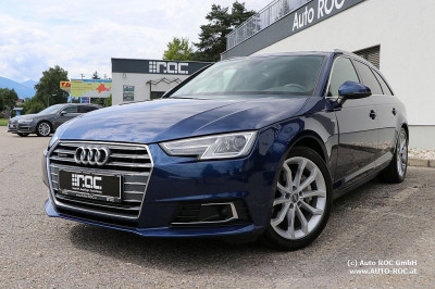 Audi A4 Avant 2,0 TDI quattro Sport S-tronic S-Line/Virtual/ACC/Navi+/uvm. bei Auto ROC GmbH in Spittal an der Drau