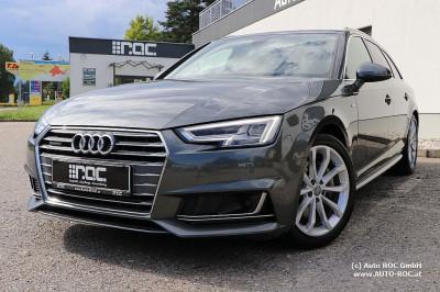 Audi A4 Avant 2,0 TDI quattro Sport S-tronic 2x S-Line/LED/Virtual/AHK/STH/uvm. bei Auto ROC GmbH in Spittal an der Drau