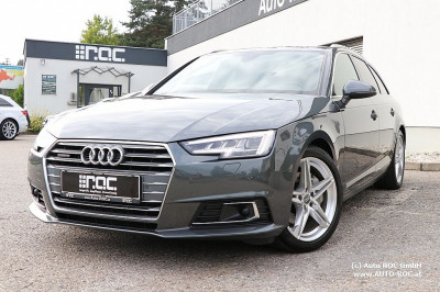 Audi A4 Avant 2,0 TDI quattro Sport S-tronic S-Line/MATRIX/3-Zonen/uvm. bei Auto ROC GmbH in Spittal an der Drau