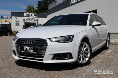 Audi A4 Avant 2,0 TDI quattro Sport S-tronic Virtual/ACC/Kamera/STH/uvm. bei Auto ROC GmbH in Spittal an der Drau