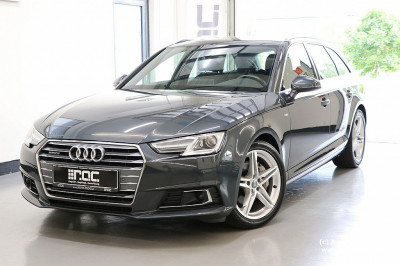 Audi A4 Avant 2,0 TDI quattro Sport S-tronic S-Line/Virtual/Keyless/uvm. bei Auto ROC GmbH in Spittal an der Drau
