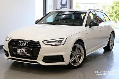 Audi A4 Avant 2,0 TDI Sport S-tronic 3x S line/LED/B&O/Navi+/Virtual/Teilleder/uvm bei Auto ROC GmbH in Spittal an der Drau