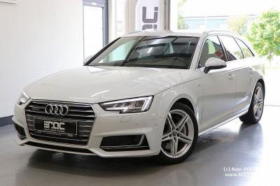 Audi A4 Avant 3,0 TDI quattro Sport tiptronic MATRIX-LED/3x S line/360Kamera/Virtual/Navi+/E-Sitze/uvm bei Auto ROC GmbH in Spittal an der Drau