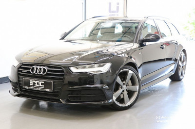 Audi A6 Avant 3,0 TDI clean Diesel Quattro S-tronic 2x S line/LED/Memory/Navi+/4-Zonen/uvm bei Auto ROC GmbH in Spittal an der Drau