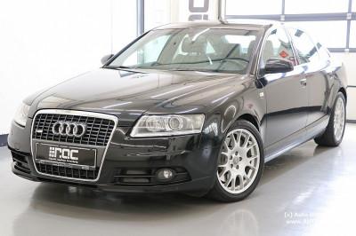 Audi A6 2,7 TDI V6 quattro 25 DPF Tiptronic S line/Xenon/Navi/SHZ/Teilleder bei Auto ROC GmbH in Spittal an der Drau