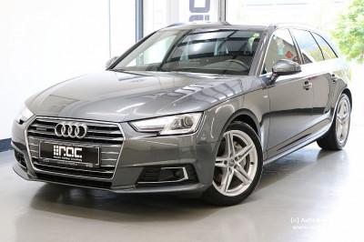 Audi A4 Avant 2,0 TDI quattro Sport S-tronic S line/Virtual/AHK/Navi+/Teilleder/ACC bei Auto ROC GmbH in Spittal an der Drau