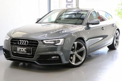 Audi A5 SB 2,0 TDI quattro S-tronic 2x Sline/Xenon/Navi/Teilleder/uvm bei Auto ROC GmbH in Spittal an der Drau
