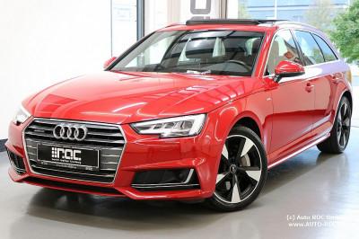 Audi A4 Avant 3,0 TDI quattro Sport tiptronic S line/Panorama/Matrix-LED/Virtual/B&O/Kamera bei Auto ROC GmbH in Spittal an der Drau