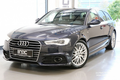 Audi A6 Avant 3,0 TDI clean Diesel Quattro S-tronic 4-Zonen/Kamera/Leder/Navi+/uvm bei Auto ROC GmbH in Spittal an der Drau