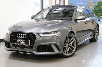 Audi RS6 Avant performance 4,0 TFSI COD tiptronic bei Auto ROC GmbH in Spittal an der Drau