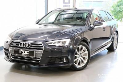Audi A4 Avant 2,0 TDI quattro Sport S-tronic MATRIX-LED/AHK/3-Zonen/Navi/Leder-Alcantara/SHZ/uvm bei Auto ROC GmbH in Spittal an der Drau