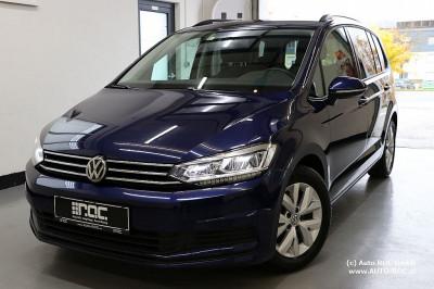 VW Touran Comfortline 1,6 SCR TDI 7-Sitzer/LED/Navi/Standheizung/uvm bei Auto ROC GmbH in Spittal an der Drau