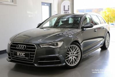 Audi A6 Avant 3,0 TDI clean Diesel Quattro S-tronic 2xS-Line/Navi+/uvm. bei Auto ROC GmbH in Spittal an der Drau