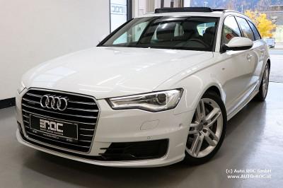 Audi A6 Avant 3,0 TDI clean Diesel Quattro S-tronic S-Line/Open-SKY/AHK/Kamera/uvm. bei Auto ROC GmbH in Spittal an der Drau