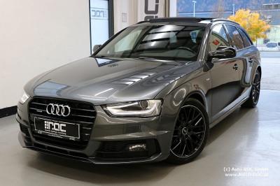 Audi A4 Avant 2,0 TDI quattro s-tronic S line Competition/Pano/B&O/Memory/AHK/uvm bei Auto ROC GmbH in Spittal an der Drau