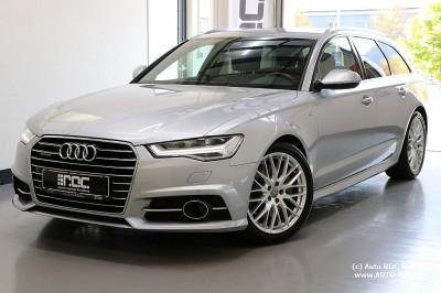 Audi A6 Avant 3,0 TDI clean Diesel Quattro S-tronic S line/LED/Navi+/Sportsitze/ACC/uvm bei Auto ROC GmbH in Spittal an der Drau