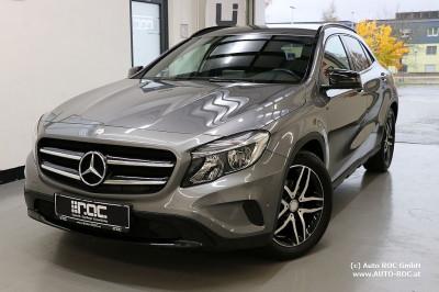 Mercedes-Benz GLA 200 d 4MATIC Aut. Urban-Paket/Night-Paket/STH/Navi/SHZ/uvm bei Auto ROC GmbH in Spittal an der Drau