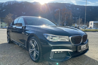 BMW 740d xDrive Aut. bei Auto ROC GmbH in Spittal an der Drau