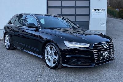 Audi A6 Avant 3,0 TDI clean Diesel Quattro S-tronic S Line/LED/Navi+/ACC/Memory/uvm bei Auto ROC GmbH in Spittal an der Drau