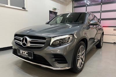 Mercedes-Benz GLC 220d 4MATIC Aut. AMG-Line/Panorama/Navi/LED/Kamera/AHK/uvm bei Auto ROC GmbH in Spittal an der Drau