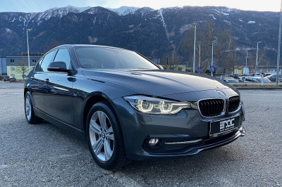 BMW 320d xDrive Sport Line Aut. bei Auto ROC GmbH in Spittal an der Drau