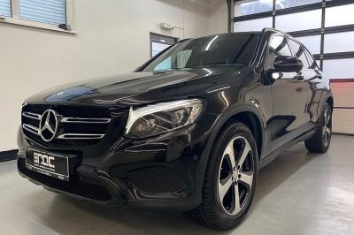 Mercedes-Benz GLC 220d 4MATIC Aut. EXTERIEUR EXCLUSIVE/Night-Paket/STH/Navi/LED/uvm bei Auto ROC GmbH in Spittal an der Drau