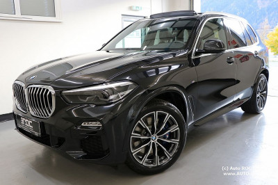 BMW X5 xDrive30d Aut. M-Sport/LED/Luftfeder/7-Sitz/Navi/Pano/NP: € 93.903,- bei Auto ROC GmbH in Spittal an der Drau