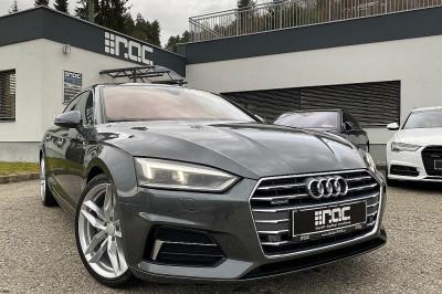 Audi A5 SB 2,0 TDI quattro sport S-tronic bei Auto ROC GmbH in Spittal an der Drau