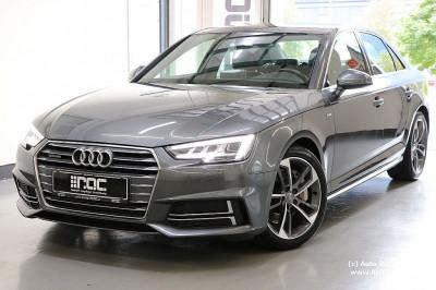 Audi A4 3,0 TDI quattro Sport S-tronic 2x S line/Matrix-LED/Navi+/Sport-Diff/Leder/Navi+/uvm bei Auto ROC GmbH in Spittal an der Drau