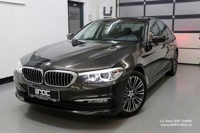 BMW 520d Aut. bei Auto ROC GmbH in Spittal an der Drau