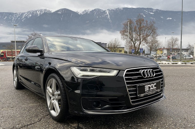 Audi A6 Avant 3,0 TDI Quattro intense S-tronic 4-Zonen/LED/AHK/Navi+/Kamera/ACC/Memory/uvm bei Auto ROC GmbH in Spittal an der Drau