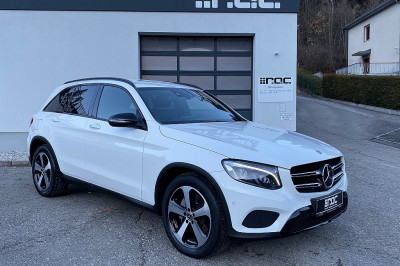 Mercedes-Benz GLC 220d 4MATIC Aut. EXCLUSIVE Interieur/LED/Navi/Kamera/ACC/uvm bei Auto ROC GmbH in Spittal an der Drau
