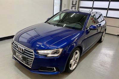 Audi A4 Avant 2,0 TDI quattro Sport S-tronic S line/Virtual/STH/Navi+/Teilleder/ACC bei Auto ROC GmbH in Spittal an der Drau