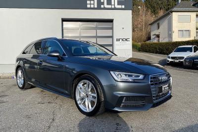 Audi A4 Avant 3,0 TDI quattro Sport tiptronic 3x S line/LED/Virtual/Navi+/uvm bei Auto ROC GmbH in Spittal an der Drau