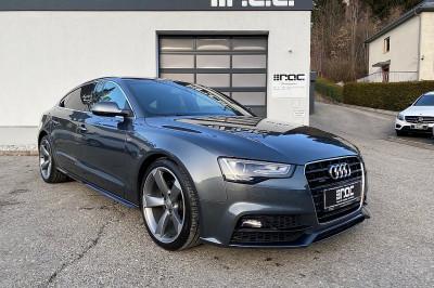 Audi A5 SB 2,0 TDI quattro S-tronic 2x S line/Xenon/Navi/Teilleder/uvm bei Auto ROC GmbH in Spittal an der Drau