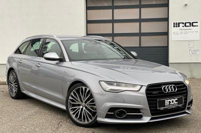 Audi A6 Avant 3,0 TDI clean Diesel Quattro S-tronic 2x S line/Leder/Navi+/LED/Kamera/uvm bei Auto ROC GmbH in Spittal an der Drau