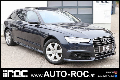 Audi A6 Avant 2,0 TDI Quattro Intense S-tronic LED/HUD/Panorama/Kamera/AHK/BOSE/Navi+/uvm bei Auto ROC GmbH in Spittal an der Drau
